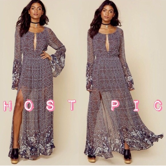 645a697a79 ✨WEDNESDAY SALE  250✨The Jetset Diaries Maxi Dress